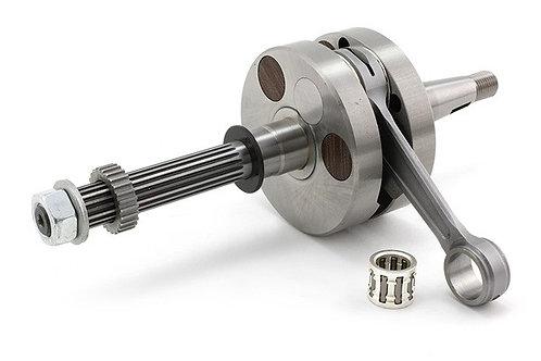 Cigüeñal para cárter RC-One 2 tiempos 2FAST 46 mm / biela 95 mm Piaggio NRG /