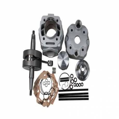 Kit cilindro y cigüeñal ITALKIT 80cc Derbi EURO3 K.12.788.GR1
