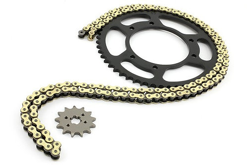 MotoForce Z15x53 Derbi Senda '00 kit de cadena