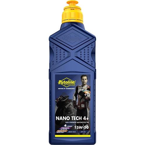1 L BOTELLA PUTOLINE NANO TECH 4+ 15W-50