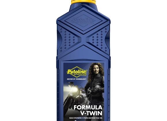 1 L BOTELLA PUTOLINE FORMULA V-TWIN 20W-40
