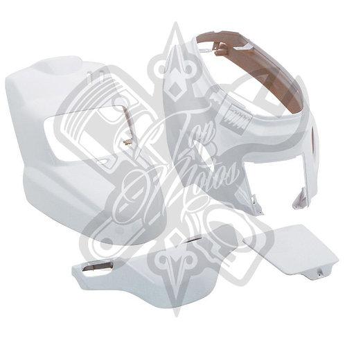 Kit carenado Replay Yamaha Bw's 2004 Blanco Brillante