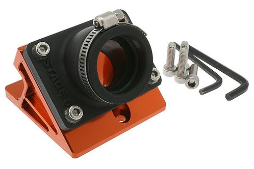 Sistema de admisión Stage6 sentina + tubo diam. 28-26mm MBK Nitro / Aerox