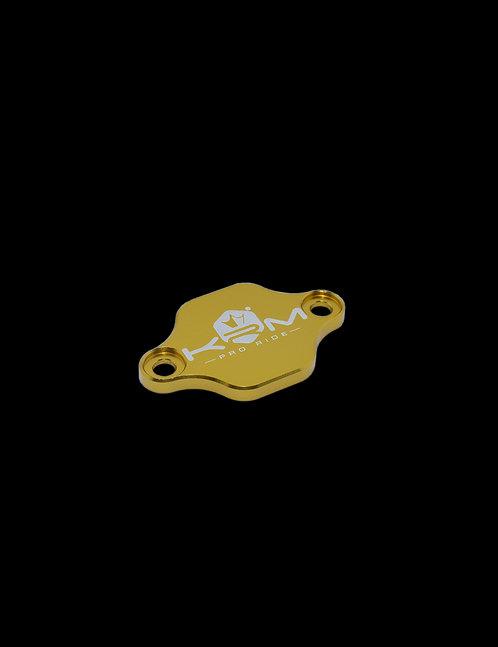 Obturador de bomba de aceite de oro Derbi-AM6