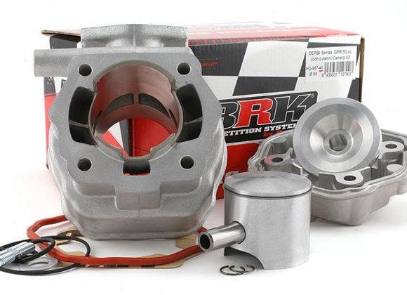 "CILINDRO BRK 85cc ""Racing Carrera 43"" Derbi Euro2"