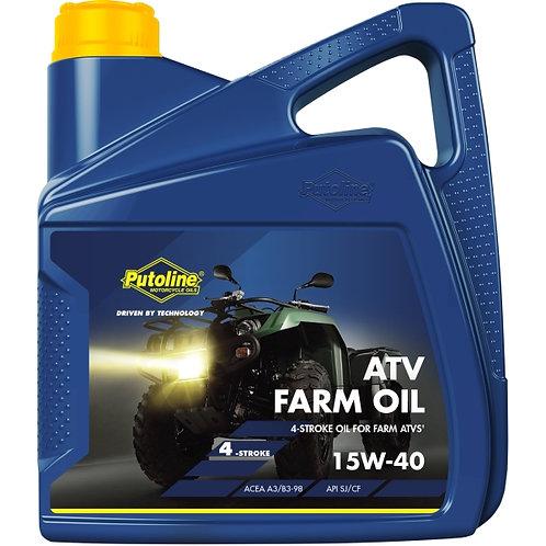 4 L GARRAFA PUTOLINE ATV FARM OIL 15W-40