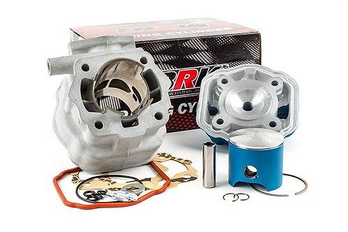 BRK Racing 80cc Derbi Euro 2 kit de cilindro