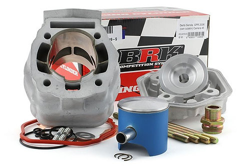 "CILINDRO BRK 88cc cilindro ""Racing Carrera 45"" Derbi Euro3"
