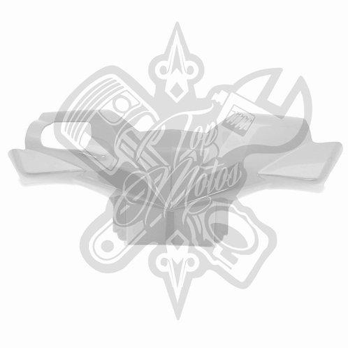 Tapa manillar Replay Peugeot Ludix Blanco Brillante
