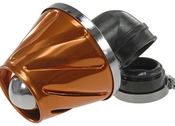 Filtro de aire STR8 Helix recto / angulado naranja
