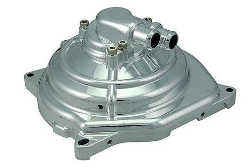 Caja de bomba de agua con desplazamiento cromado STR8 MBK Nitro / Aerox