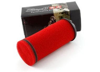 Stage6 competición filtro de aire rojo largo