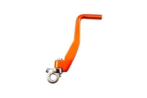 Pata de arranque / Alu orange Derbi
