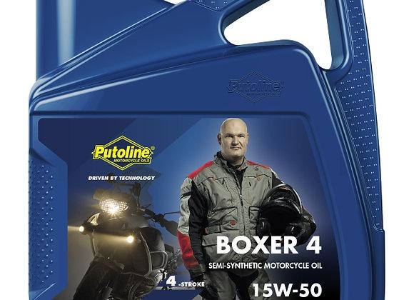 4 L GARRAFA PUTOLINE BOXER 4 15W-50