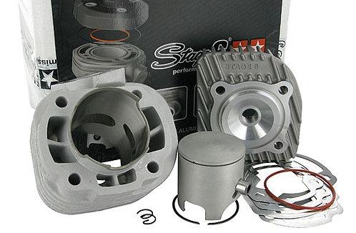 Stage6 culata 70cc Sport Pro MK 2 12mm eje MBK Ovetto / Neo's