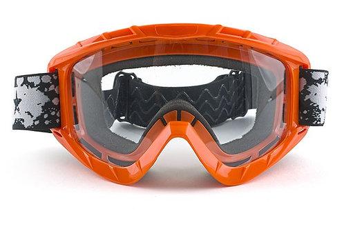 Stage6 máscara cruzada naranja