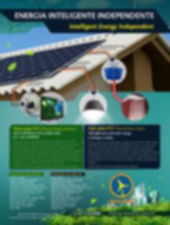 Placa Solar PVT (Photo Voltaica Térmica)