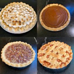 Pies, muffins, scones & pastries