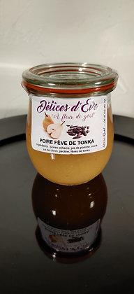 Poire / Fève de Tonka