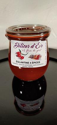 Eglantine d'alsace aux épices