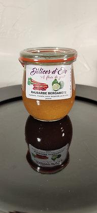 Rhubarbe d'Alsace / Bergamote