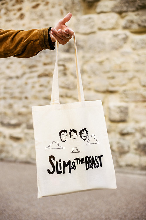 Tote Bag - Slim & The Beast