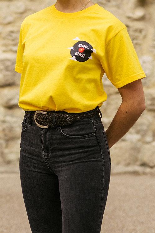 T-shirt Woman Slim & The Beast