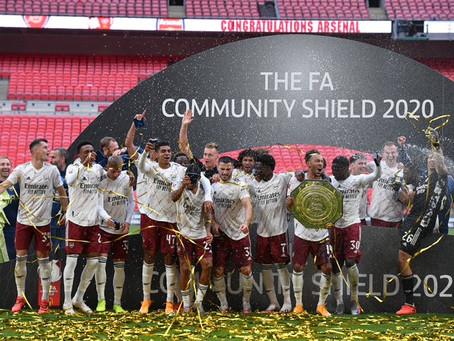 Arsenal supera Liverpool nos pênaltis e conquista Supercopa da Inglaterra