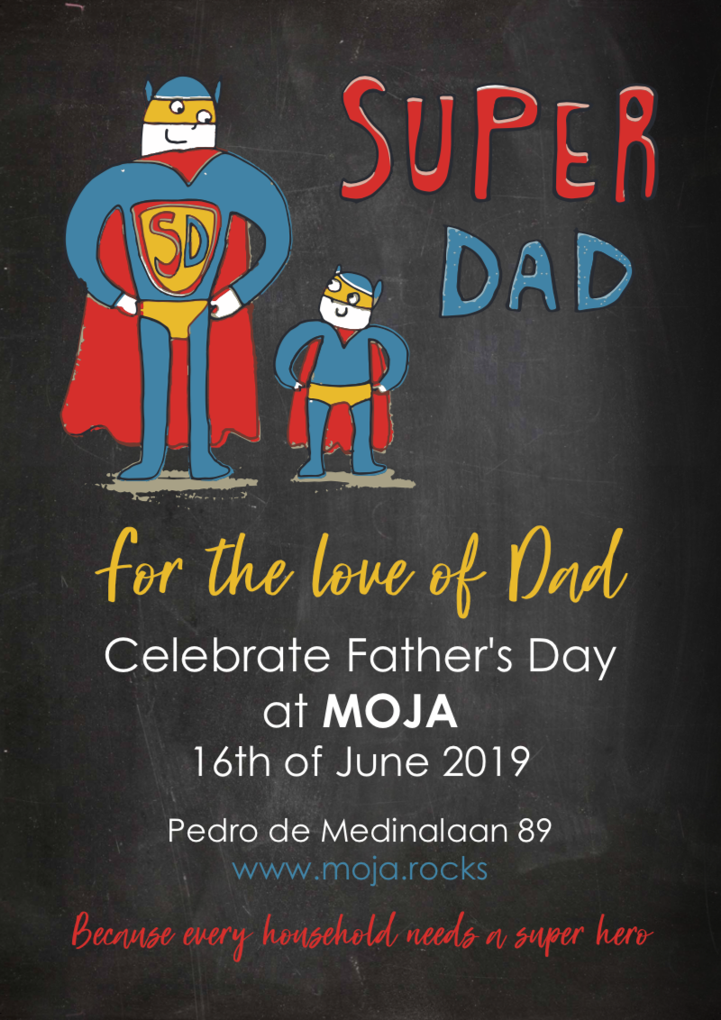 Father's Day at MOJA