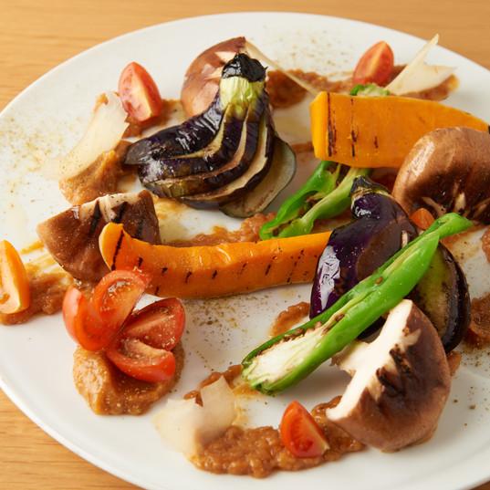 江戸東京野菜ディップ