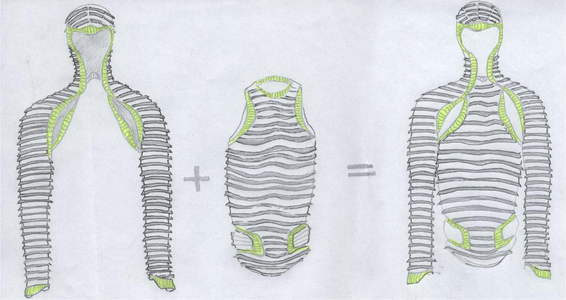 3D Knit Concept