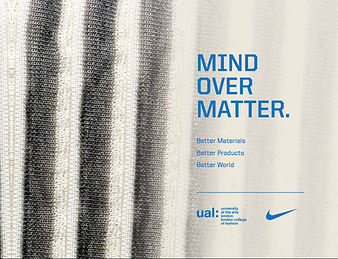 Mind Over Matter:  UAL and Nike Project