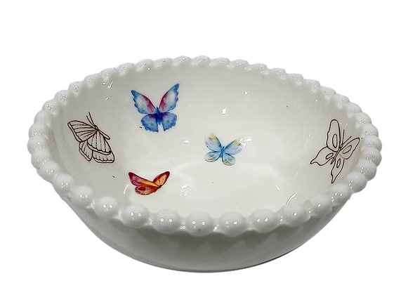 BOWL DECOR CERAMICA - 12CM- PZ062060