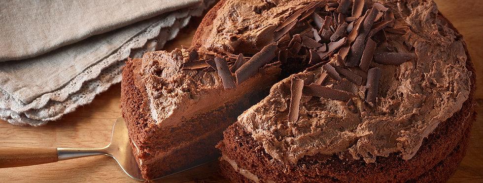 Rich Chocolate Sponge