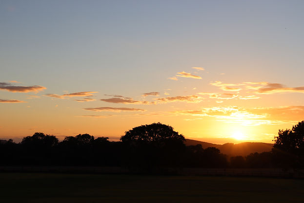Cotswolds Sunset