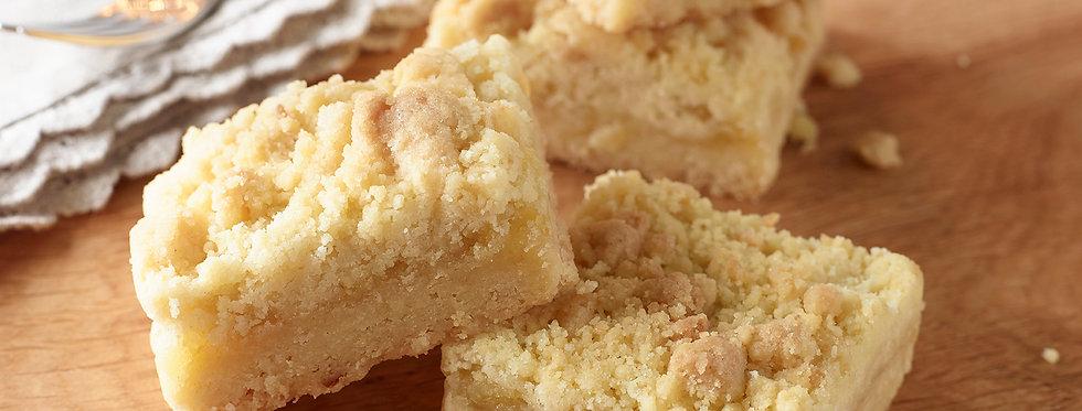 Lemon Curd Shortcake - 4 slice pack