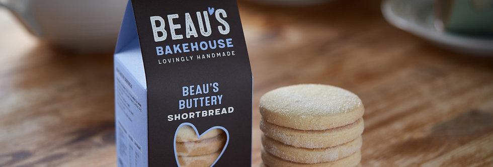 Beau's Buttery Shortbread