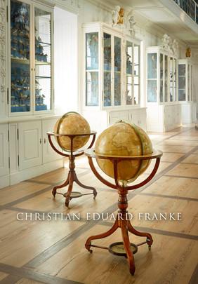 art photography/graphic design christian eduard franke catalogue / advertising