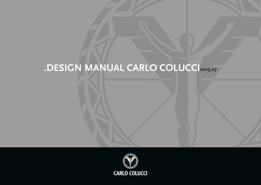 graphic design logo design  corporate design carlo colucci