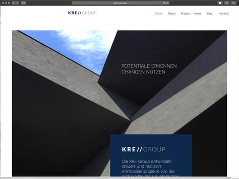 webdesign kre group