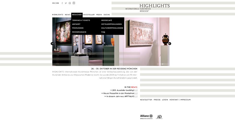 webdesign munich highlights