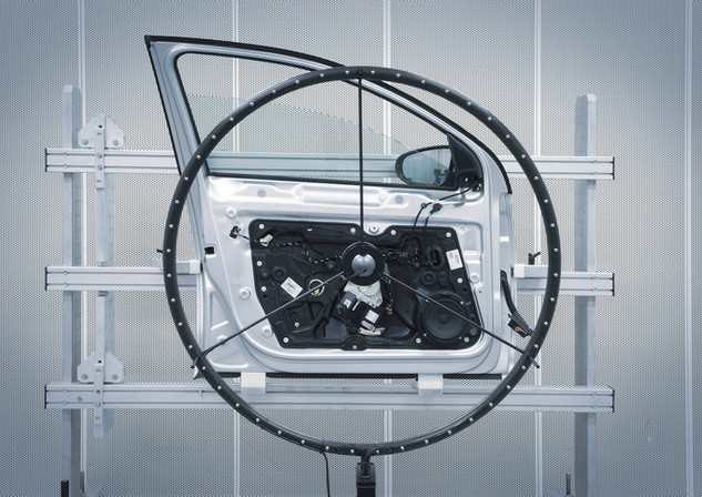 commercial photography brose automotive