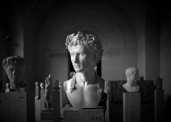 art photography  glyptothek munich