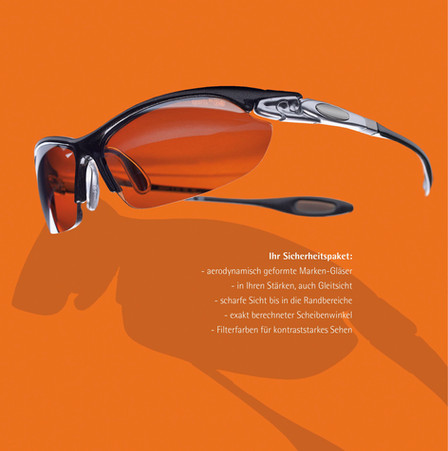 product photography r+h optical catalogue/advertising