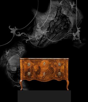 art photography/graphic design senger bamberg  antiques / art fair design