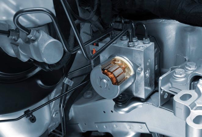 product photography brose automotive catalogue/advertising