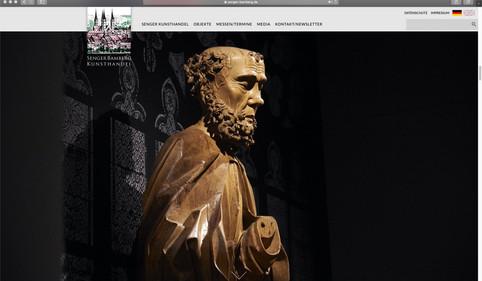 webdesign senger bamberg