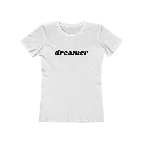 DREAMER Women's The Boyfriend Tee