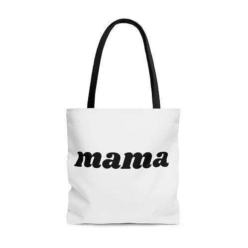 Mama AOP Tote Bag
