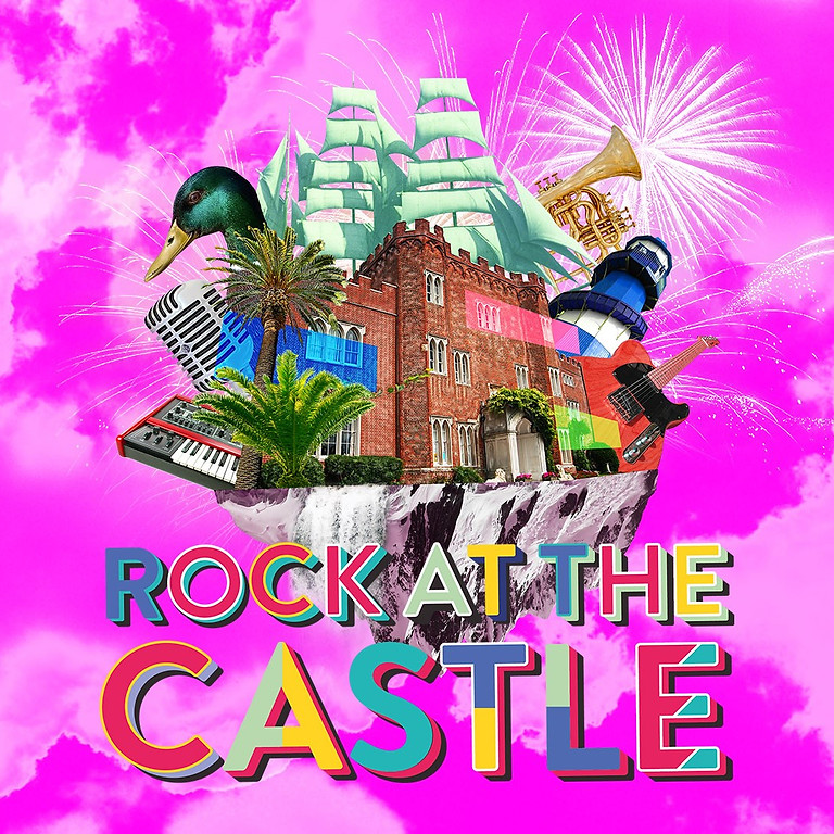 Rock at the Castle